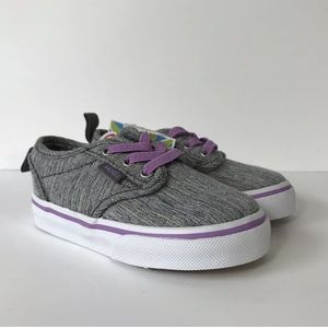 Vans Atwood Slip-On Textile Sneakers